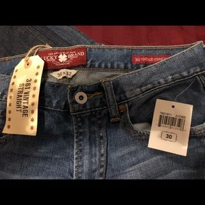 Men's Lucky 361 Straight Vintage jeans